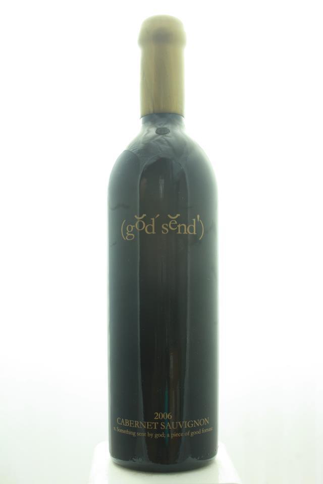 Leal Vineyards Cabernet Sauvignon Godsend 2006