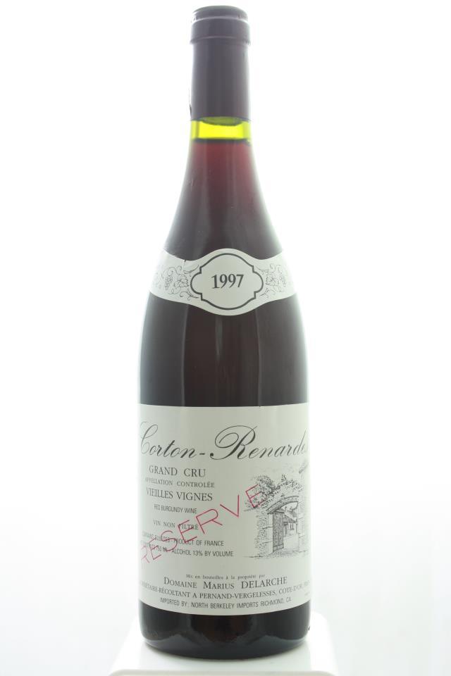 Marius Delarche Corton Les Renardes Vieilles Vignes Reserve 1997