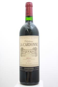 La Cardonne 1995