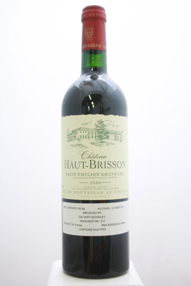 Haut Brisson 2000