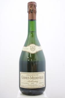 Gonet-Medeville La Grande Ruelle Extra Brut 2002