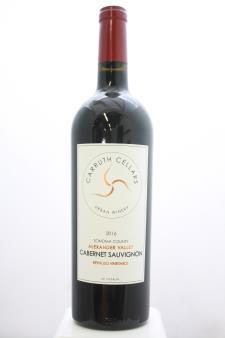 Carruth Cellars Cabernet Sauvignon Reynoso Vineyards 2016