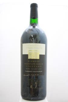 Sterling Vineyards Cabernet Sauvignon Diamond Mountain Ranch Vineyard 1992