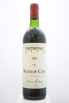 Mouton-Cadet 1980