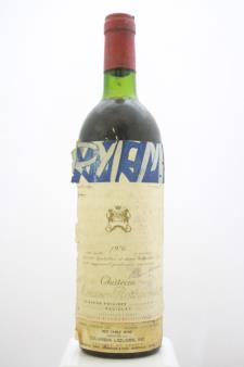 Mouton Rothschild 1976
