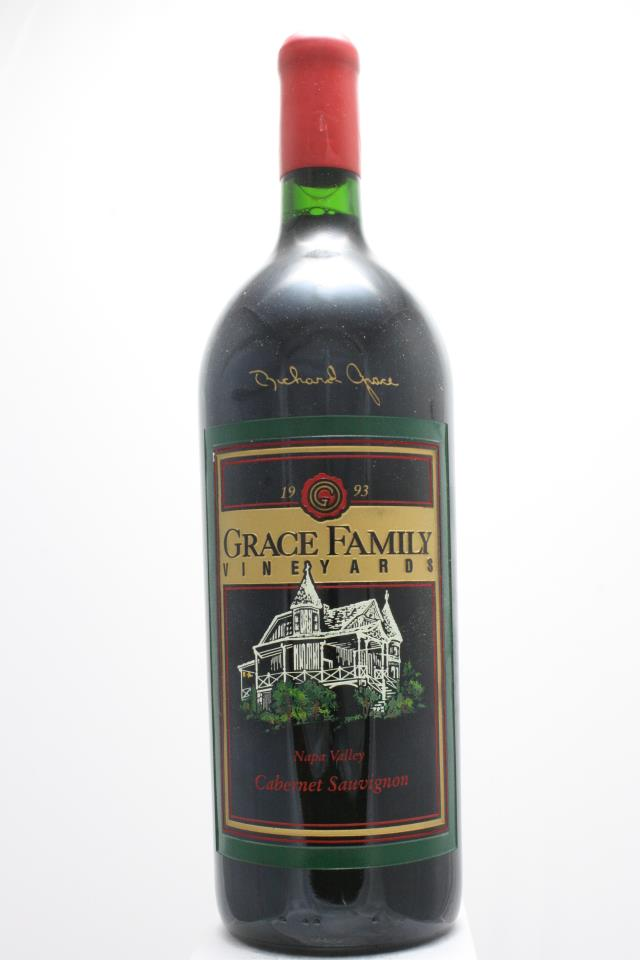 Grace Family Vineyards Cabernet Sauvignon Estate 1993