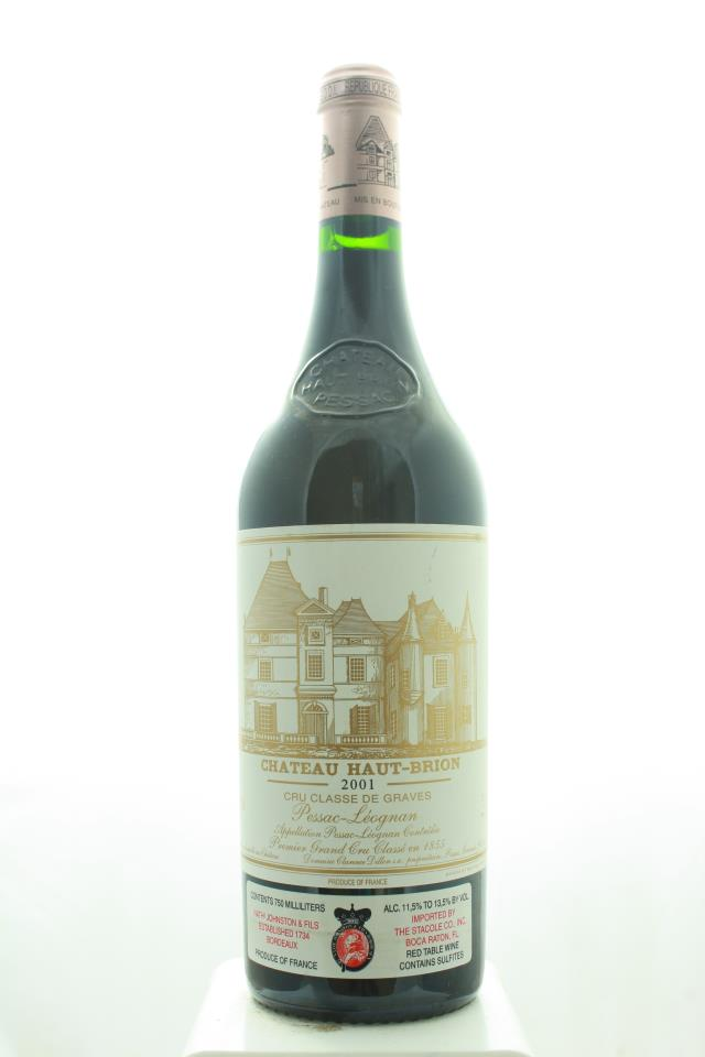 Haut-Brion 2001