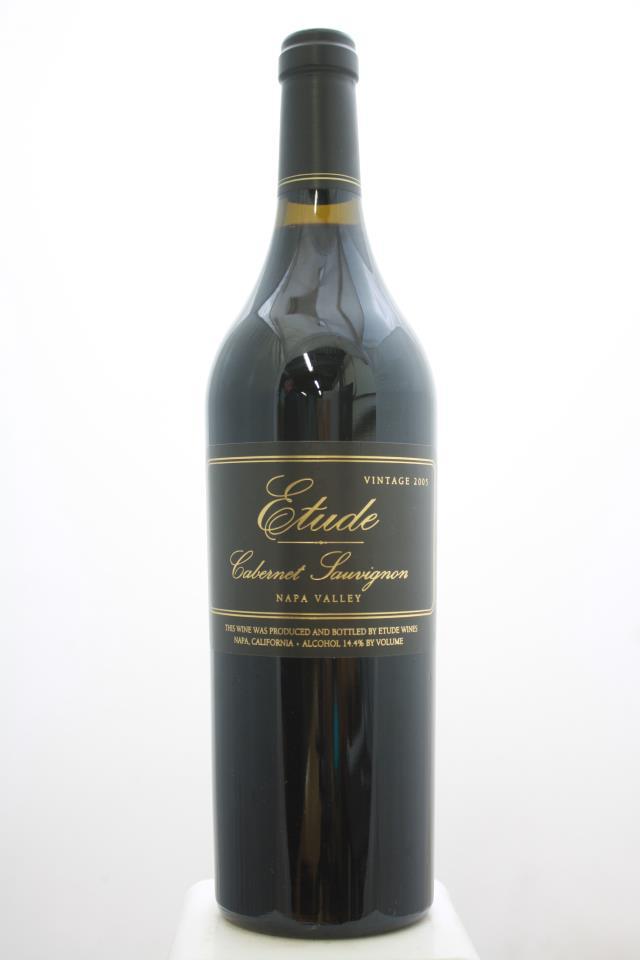Etude Cabernet Sauvignon 2005