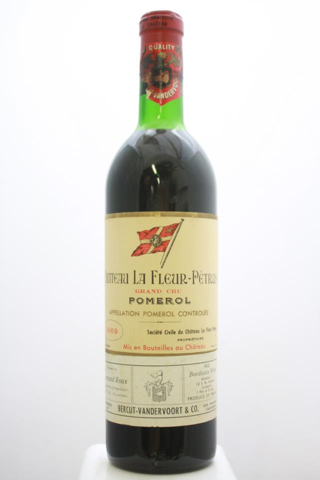 La Fleur-Pétrus 1969