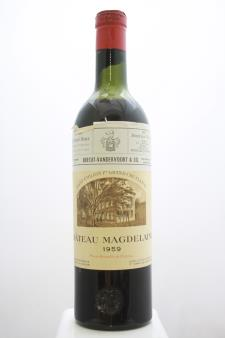 Magdelaine 1959