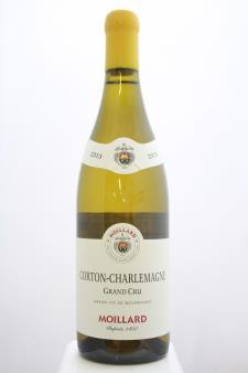 Moillard Corton-Charlemagne 2013
