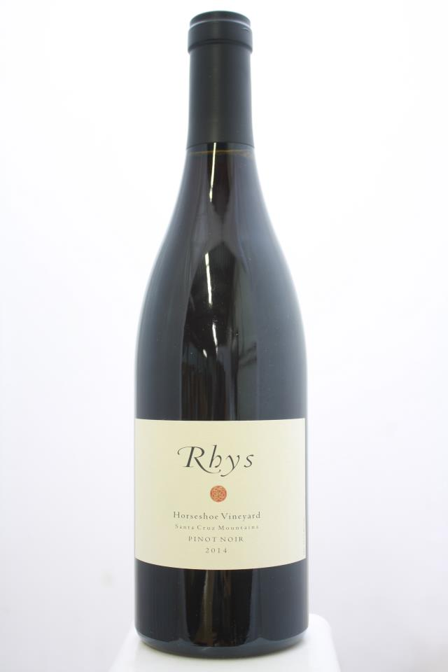 Rhys Pinot Noir Horseshoe Vineyard 2014