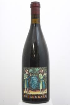 Kongsgaard Syrah Hudson Vineyard 2000