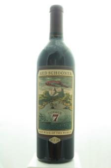 Wagner Family Proprietary Red Red Schooner Voyage 7 NV