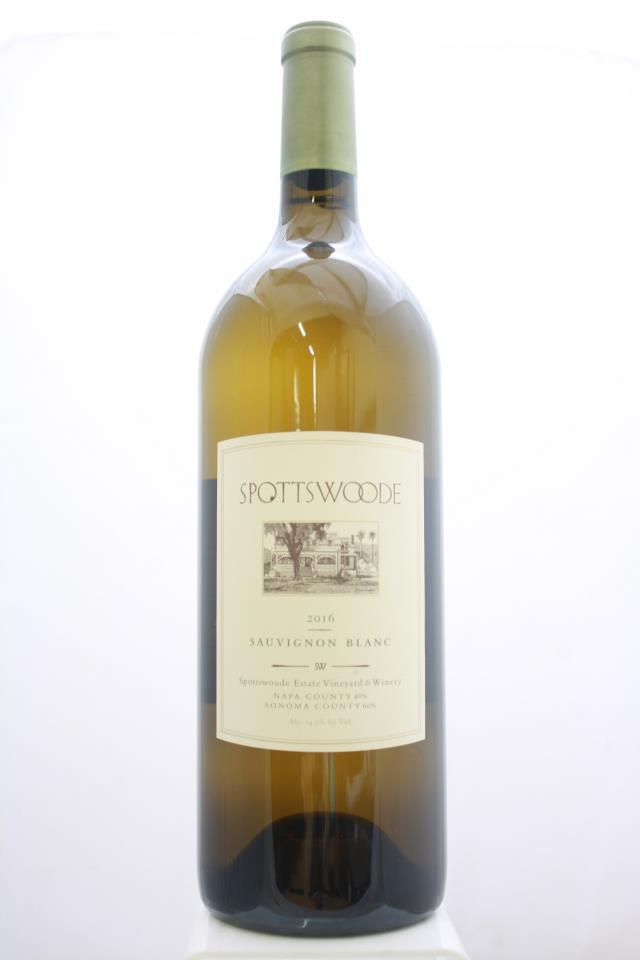 Spottswoode Sauvignon Blanc 2016