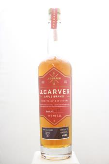 J. Carver Apple Brandy NV