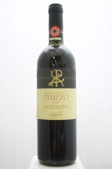 Cecchi Chianti Classico Riserva Messer Pietro di Teuzzo 2000
