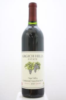 Grgich Hills Cabernet Sauvignon Estate 2015