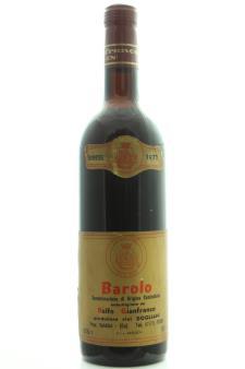 Gianfranco Rolfo Barolo 1971