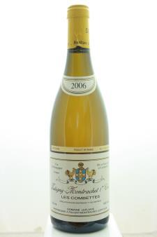 Domaine Leflaive Puligny-Montrachet Les Combettes 2006