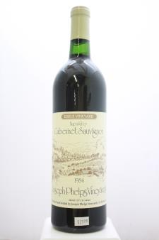 Joseph Phelps Cabernet Sauvignon Eisele Vineyard 1984