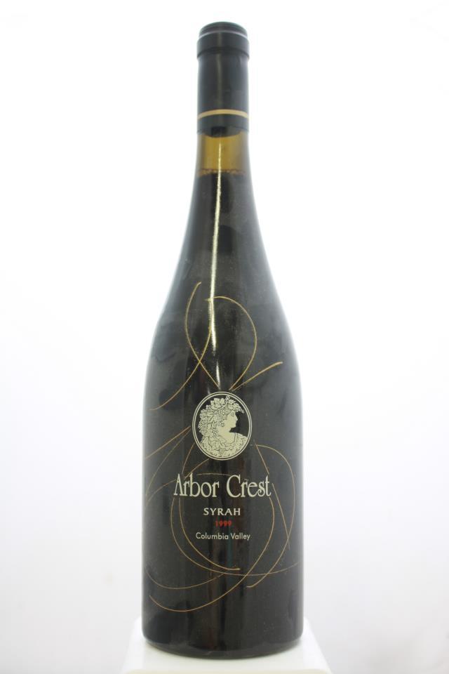 Arbor Crest Syrah 1999