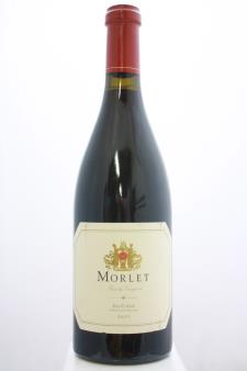 Morlet Family Vineyards Pinot Noir Joli Coeur 2012