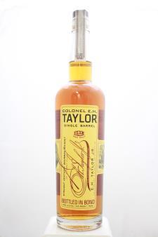 Colonel E.H. Taylor Straight Kentucky Bourbon Whiskey Single Barrel NV