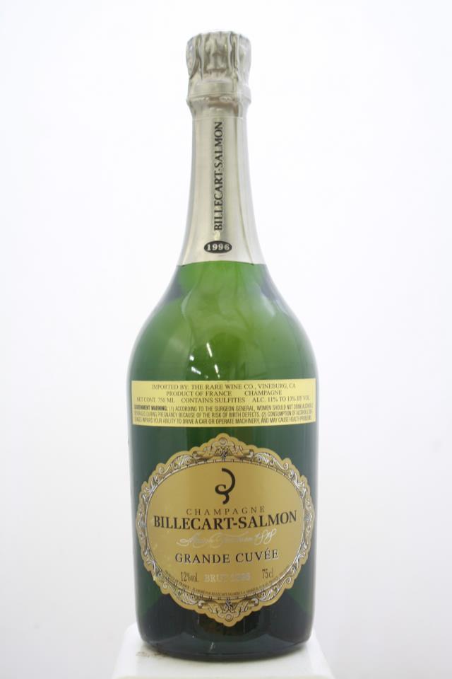 Billecart Salmon Grand Cuvée Brut 1996