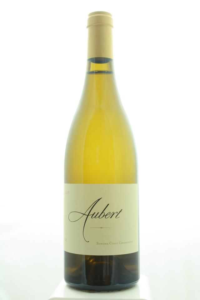Aubert Chardonnay Estate CIX 2015