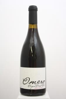 Omero Pinot Noir Omero Vineyard 2011