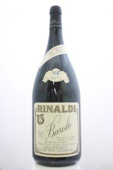 Giuseppe Rinaldi Barolo Tre Tine 2011