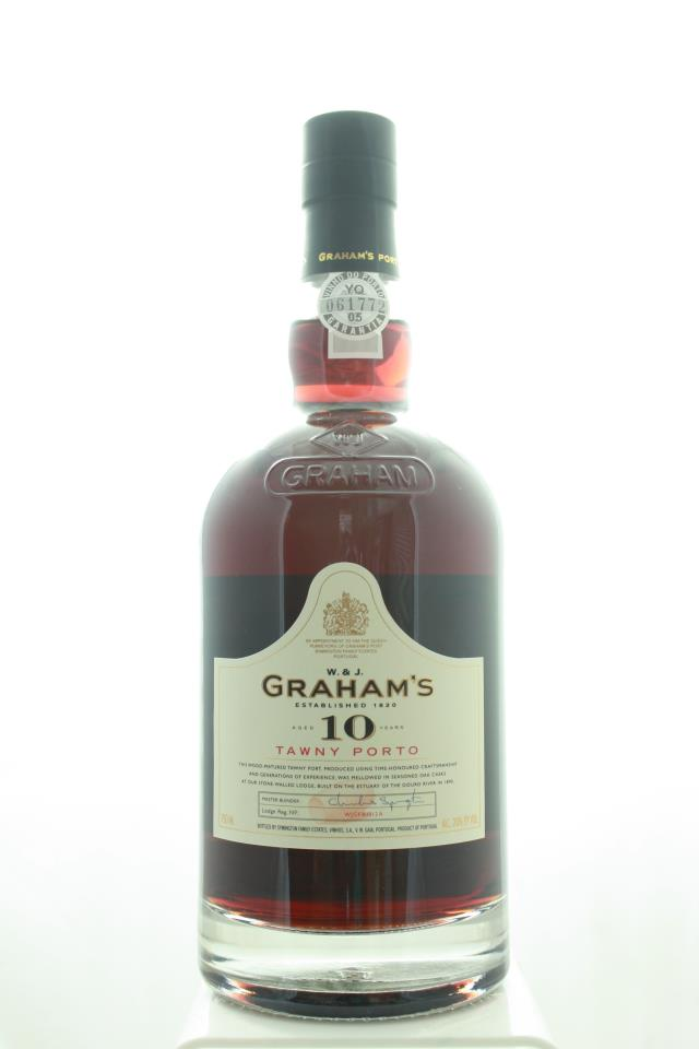 Graham's Tawny Porto 10-Year-Old NV