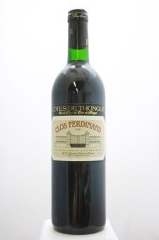 Clos Ferdinand 1990