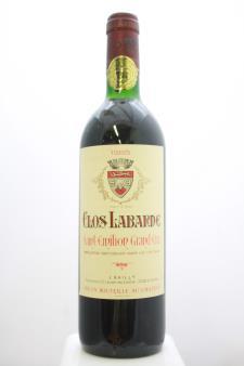 Clos Labarde 1985