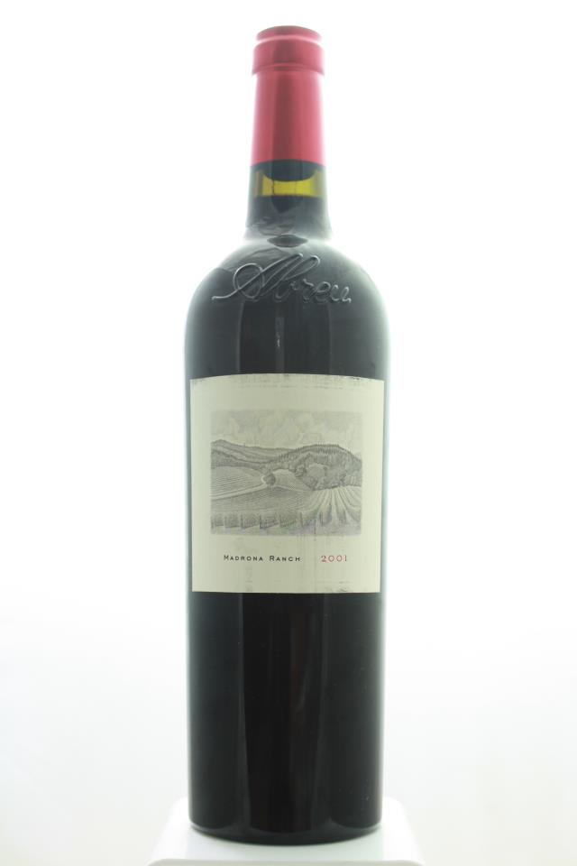 Abreu Proprietary Red Madrona Ranch 2001
