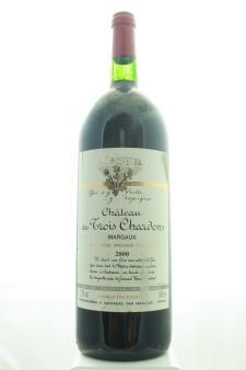 Château des Trois Chardons 2000