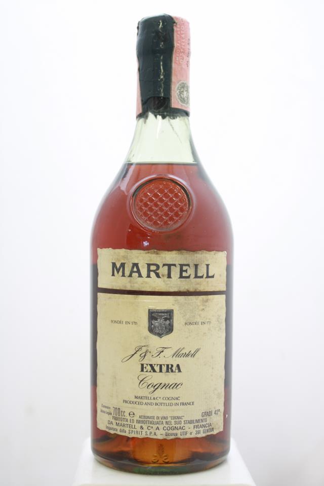 J. & F. Martell Cognac Extra NV