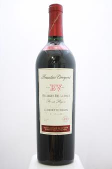 BV Cabernet Sauvignon Georges de Latour Private Reserve 1992