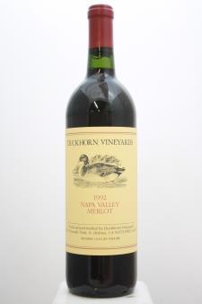 Duckhorn Merlot Napa Valley 1992