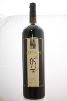 Flora Springs Cabernet Sauvignon Rutherford Hillside Vineyard 25th Anniversary 2002
