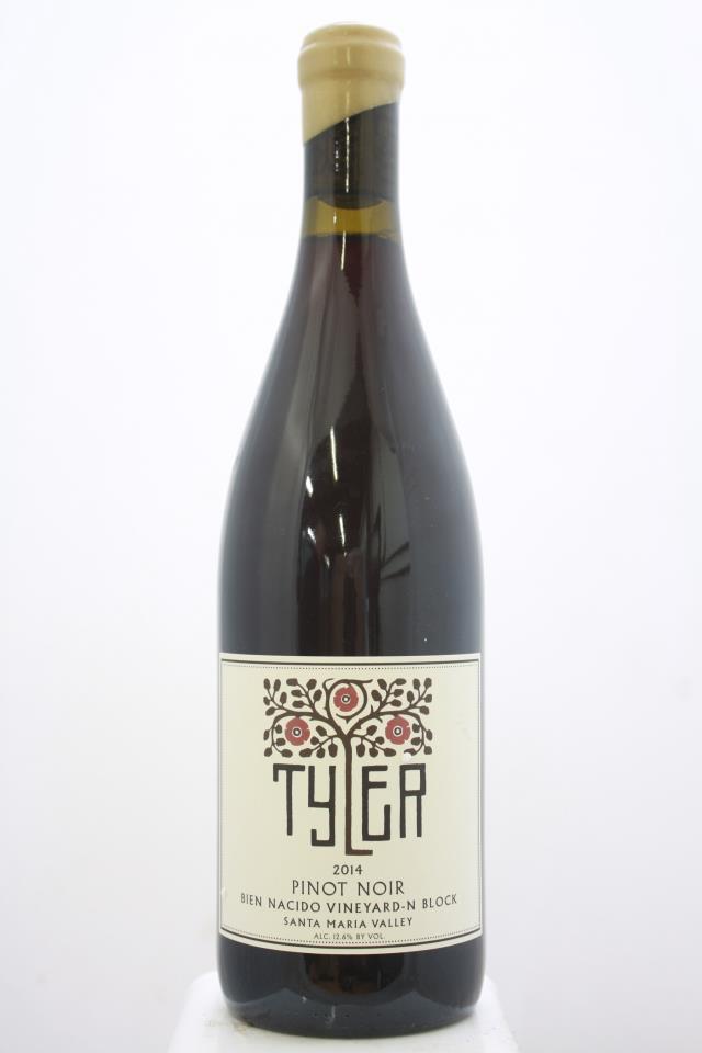 Tyler Pinot Noir Bien Nacido Vineyard 2014
