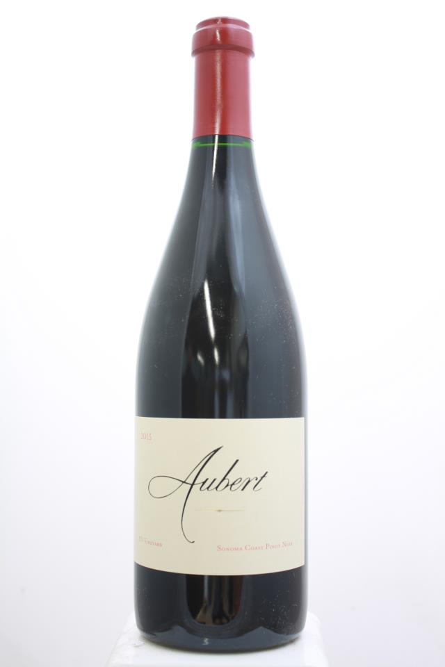 Aubert Pinot Noir UV Vineyard 2015