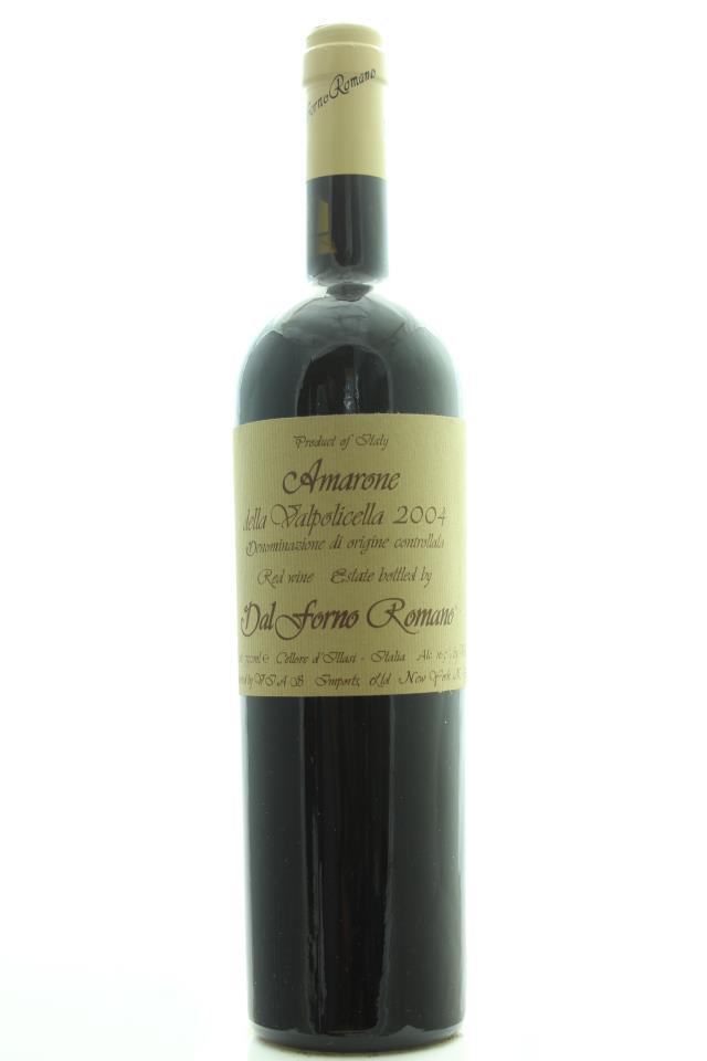 Dal Forno Romano Amarone della Valpolicella 2004