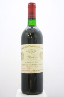 Cheval Blanc 1974