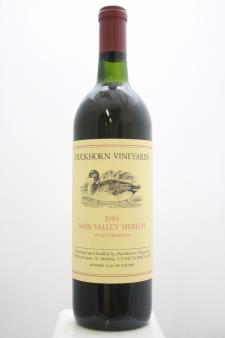 Duckhorn Merlot Howell Mountain 1994