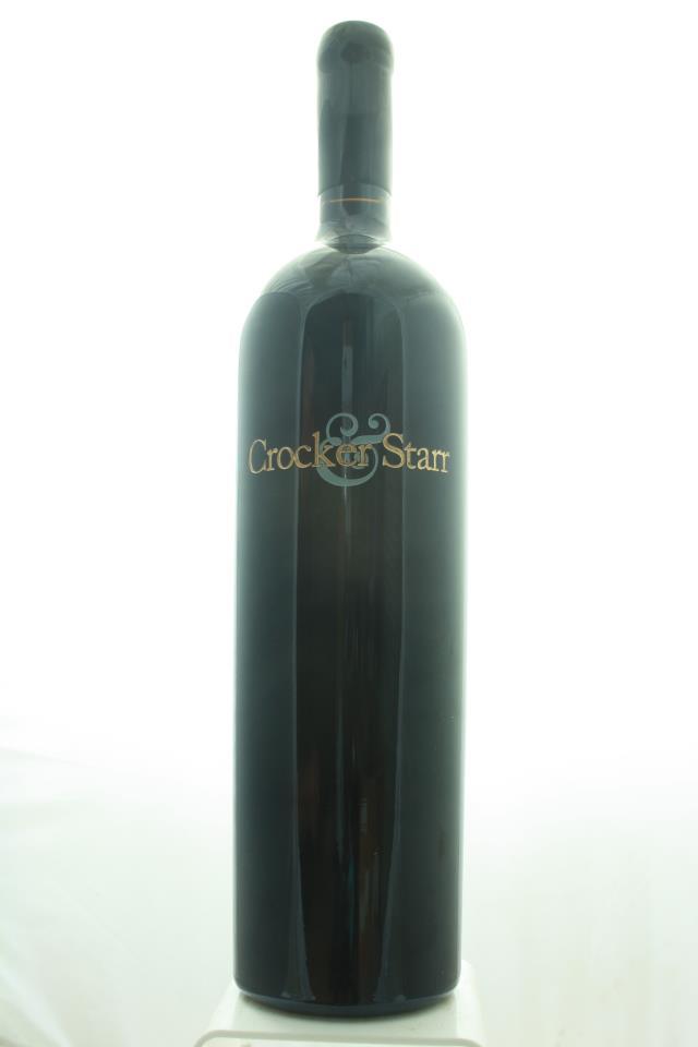 Crocker & Starr Cabernet Sauvignon Estate Old Vines 2011