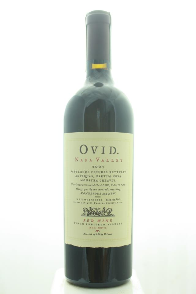 Ovid Proprietary Red Estate 2007