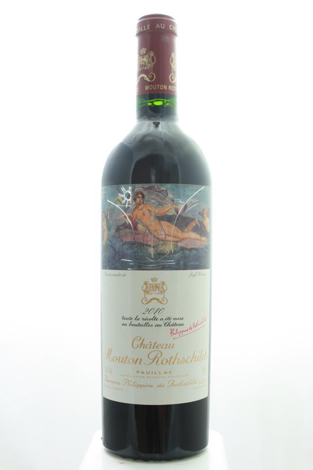 Mouton Rothschild 2010