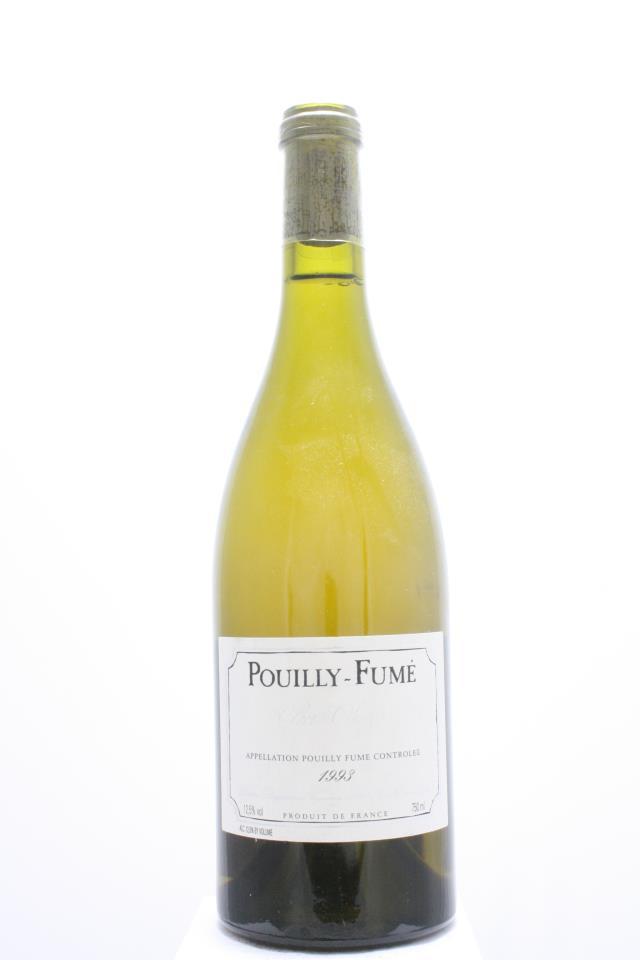 D. Dagueneau Pouilly-Fumé Pur Sang 1993